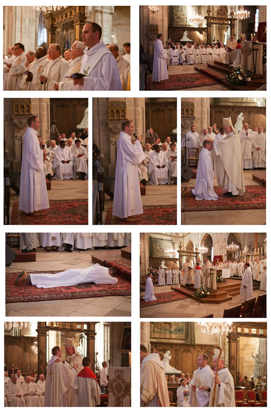 ordination presbyterale