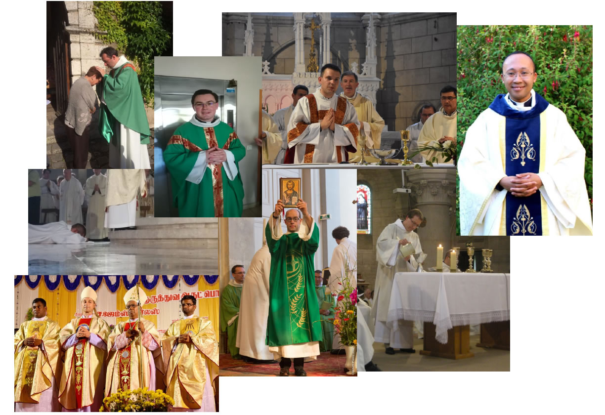 Ordinations 2017